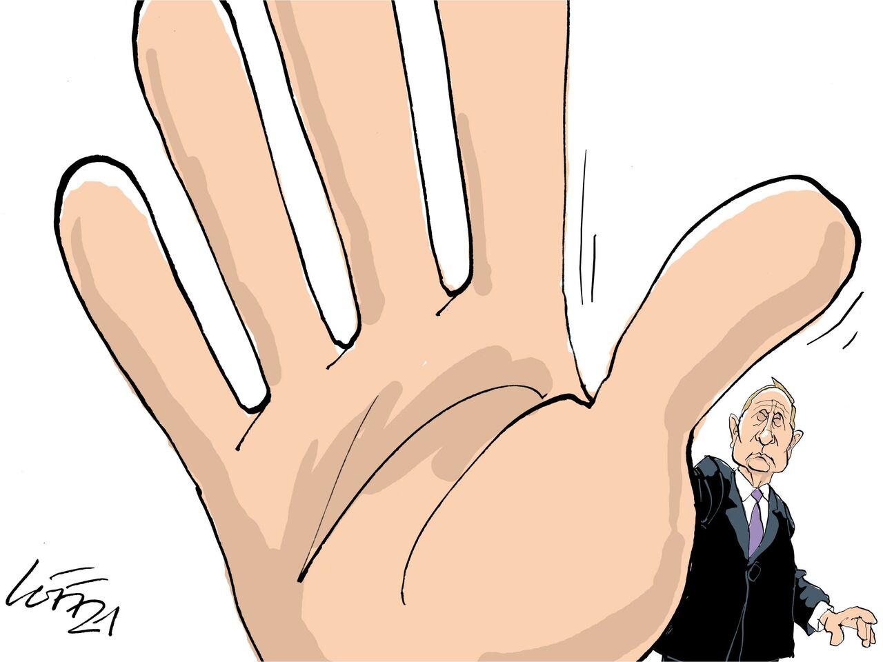 Die Welt blickt auf die Duma-Wahl